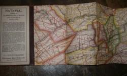 Plano Pensylvania 1910- 120 x 100 cm
