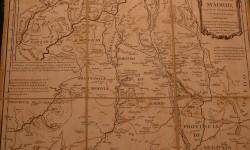 MADRID 1771 -  enmarcado