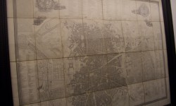 MADRID 1848 enmarcado