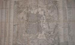 MADRID 1866 enmarcado