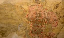MADRID 1910 enmarcado