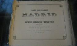 PLANIMETRIA MADRID 1875