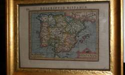 España 1616 Hondius