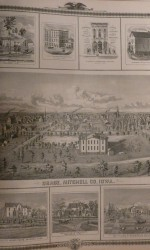 Litografía 1845