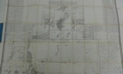 Mapa atlas Coello  Islas marianas 1852-110x80 cm