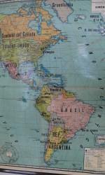 Mapa ure América Paluzie 1935