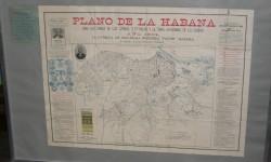 Plano Habana 1900