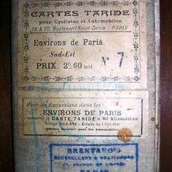 CARTA TARIDE ALREDEDORES PARIS - 100 €