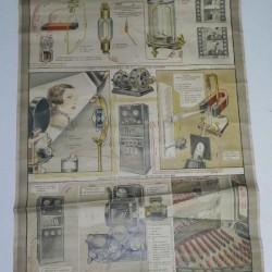 CARTELES CINE - PROYECTORES - 1920  -  200 €