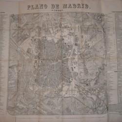 MADRID 1866 700 € enmarcado