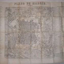 MADRID 1876 700 € enmarcado