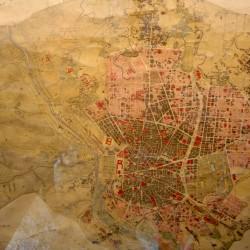 MADRID 1910 3.000 € enmarcado