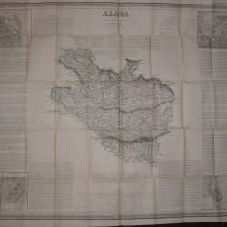 MAPA COELLO 1855 -ALAVA 200 €
