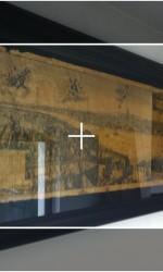 PLANO LONDRES 280 CM X 70 CM - 1862 -ENMARCADO Y ENTELADO - 6.000 €