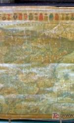 mapa escolar españa 1894 - 500 €