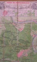 plano bosque fontainnebleau paris - 300 €