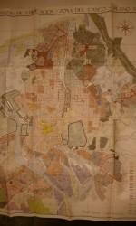 plano ordenanza madrid 1940 -    300 €