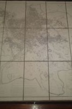 plano roma 1890  - 80x70 , 450 €