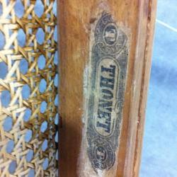 originales sillas thonet 1930